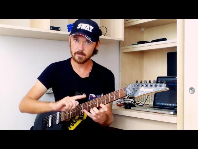 Типичные технические ошибки и сложности при игре на гитаре ч.1: безбашенный мизинец