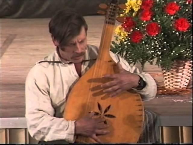 Виконавці на автентичних музичних інструментах 20-го сторіччя. 1997 р. Частина 1