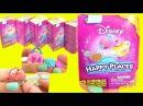 SHOPKINS Happy Places Disney Сюрпризы для Кукол - Принцессы Диснея Шопкинсы Видео для Детей