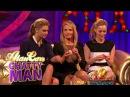 Cameron Diaz Kate Upton Leslie Mann Full Interview on Alan Carr Chatty Man