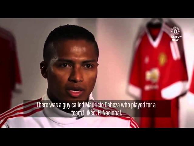 De la Amazonia a Old Trafford - Documental Antonio Valencia - (Manchester United)