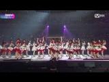AKB48 + Chung Ha + Weki Meki + Pristin + fromis_9 + Idol School Class 1 - It's Showtime @ 2017 MAMA in Japan 171129