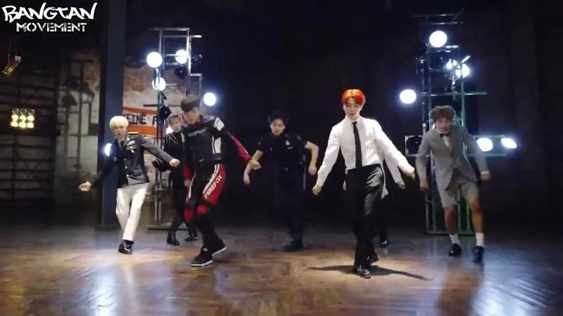 BTS -Dope (рус саб.)