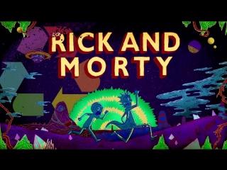 Рик и Морти 2 сезон 6 серия Наверное, Рики сошли с ума