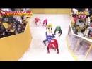 Японское шоу — скользкая лестница