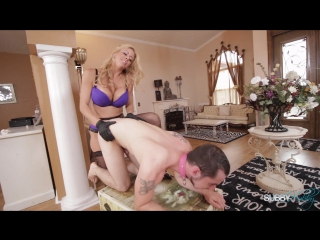 [SubbyHubby] Alexis Fawx - Mini Movie [2018, Femdom, Humiliation, Cuckold, Stockings, Pegging, Strapon, 1080p]