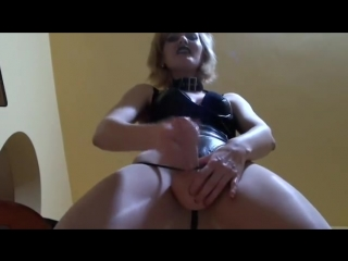 Mom punished son with strapon [wank wankitnow strapon dildo jerk off instructions joi cei dirty talk]