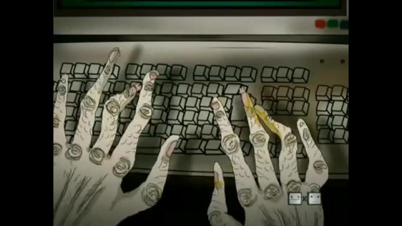 38 обезьян Интернет маньяк