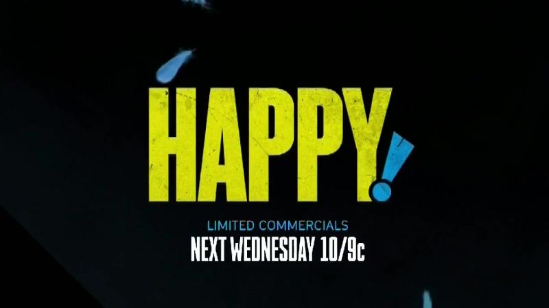 Happy 1x06 Promo The Scrap Yard of Childish Things (HD)