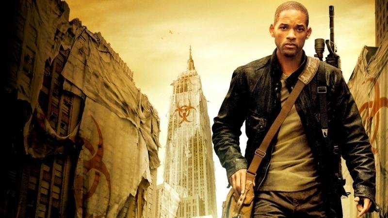 Я легенда (2008)