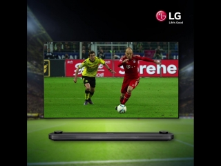 LG OLED TV - Бундеслига
