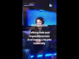 25.07.2017 - Роберт на Howard Stern Show в SiriusXM Studios «Хорошее время»#2
