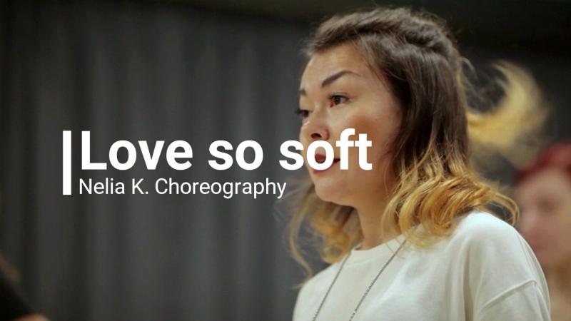 Love so soft/choreo by Nelia K.