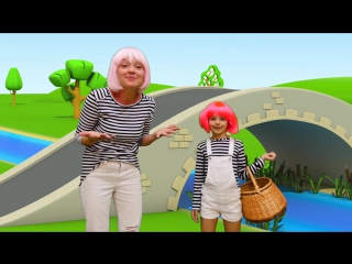 Детские песни_ ПЕСЕНКА про лягушку! Веселые детские песенки, как #кукутики