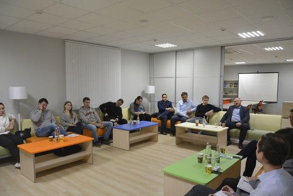 📢 На минувшей неделе Саранск посетила Дина Руссет - предприниматель, с