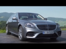 Новый Mercedes Benz S560 S Class 2018