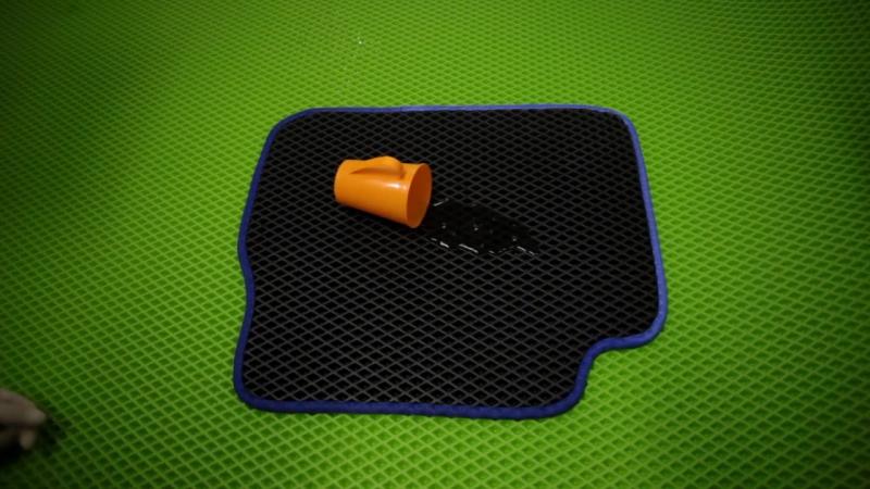 Обзор ковриков EVA » Freewka.com - Смотреть онлайн в хорощем качестве