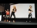 Salsa lady's style (Marta Khanna)