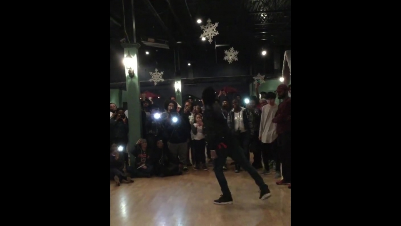 Larry's final choreographya freestyle dance baltimore lestwins