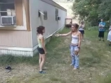 Summer fights three girls