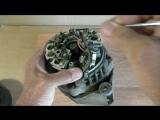 Утечка тока через генератор.Как это проверить. Полезный совет от автоэлектрика