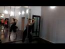 Poleography, хореография у пилона. Tanya Feel и Танюша.