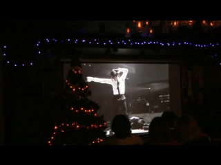 Michael-Christmas-Party - Pushkarev Club (05.01.2018) - Immortal-mix (Heartbreak Hotel - Smooth Criminal - Dangerous)
