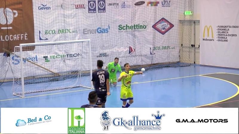 Italy League - Round 23 - Lollo Caffè Napoli 1x3 Luparense