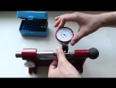 Исправляем кривые патроны Обзор Hornady concentricity tool