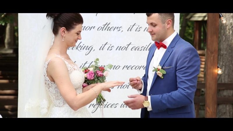 Діма і Аліна (весільний кліп)