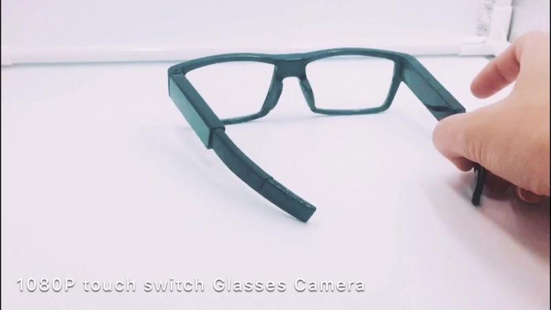 VDK0068 1080P HD Glasses Wearable Camera