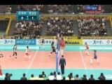 03.11.2010. Волейбол. Чемпионат мира. Женщины. Китай - Россия
