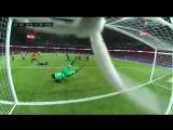 Атлетико 1-0 Малага - Гол Гризмана