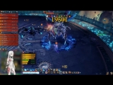 Blade and Soul Temple of Eluvium Hivequeen KFM