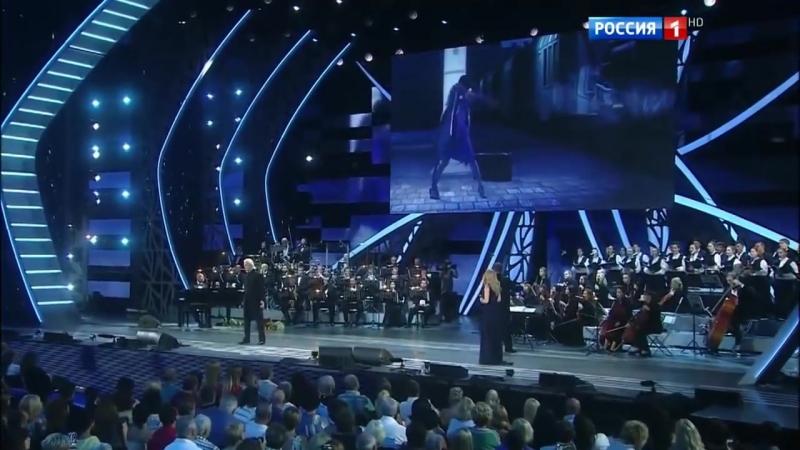Дмитрий Хворостовский и Лара Фабиан. Наслаждение