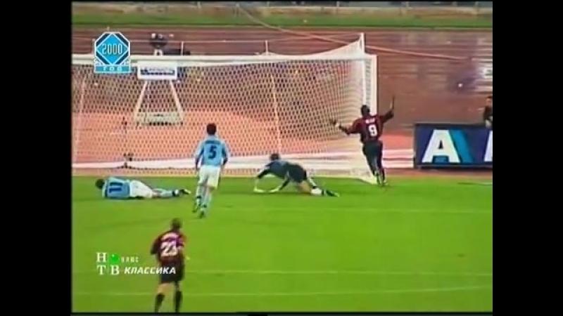Lazio - Milan. Serie A-199900 (4-4)