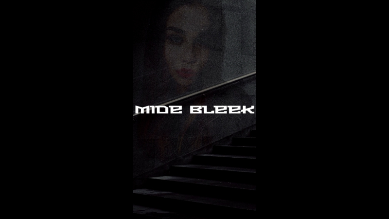 Mide Bleek - There will be no turning