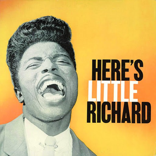 Little Richard альбом Here's Little Richard