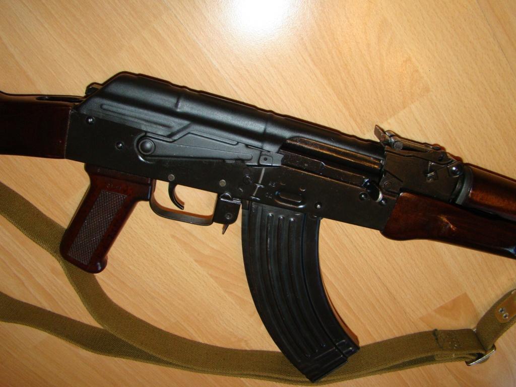 В Курджиново задержан джигит с автоматом