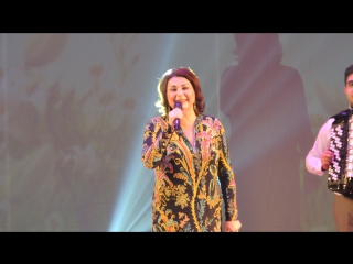 Зайнап Фархетдинова & Зуфар Билалов - Уфа (08.11.17)