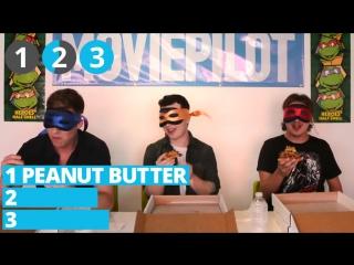 TMNT Moviepilot The Pizza Challenge