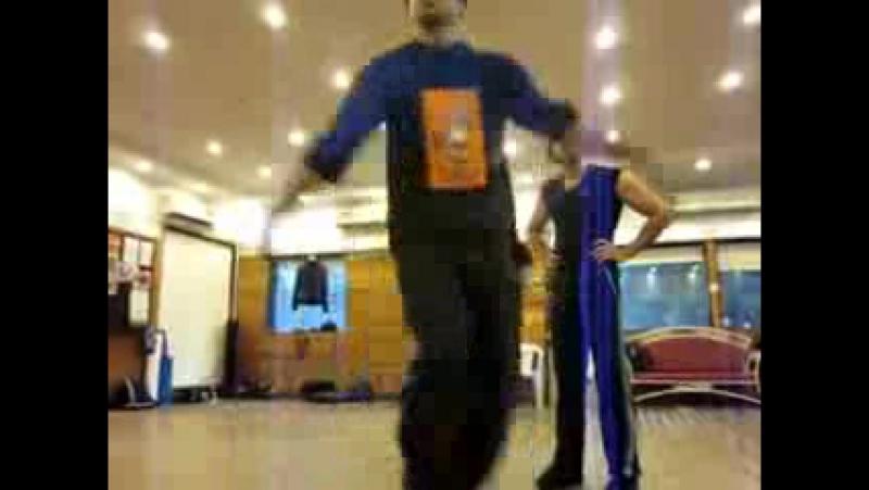 Just Dance Paresh sir Hritik 44444