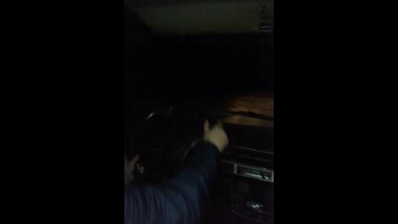Віка вчилась їздити на машині