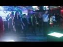 Мастер-класс по кизомбе на танцевальной вечеринке школы танцев Марата Галлямова