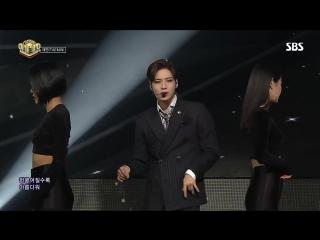 《SEXY》 TAEMIN(태민) - MOVE @인기가요 Inkigayo 20171105