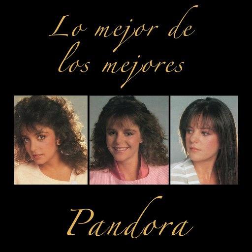Pandora альбом Lo Mejor de los Mejores