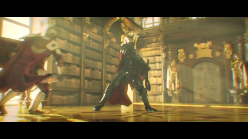 Throne- Kingdom at War Official Trailer
