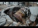 Саяно - Шушенская ГЭС .Авария ,август 2009 год./Sayano - Shushenskaya HPP.