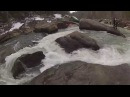 Rescue on swimmer in Washing Machine, Big South Fork of Cumberland River