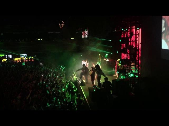 T-KILLAH LIVE Как обезьяны в джунглях ГЛАВCLUB Москва 12 октября